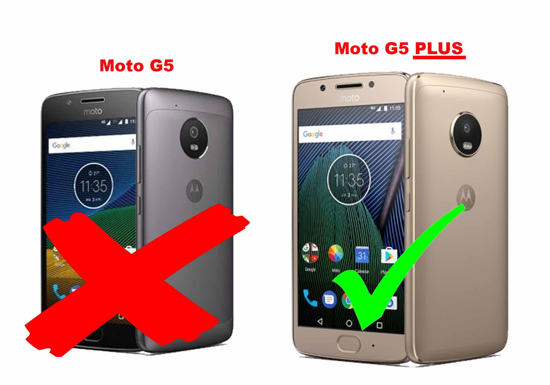 Cadorabo Funda Libro para Motorola Moto G5 Plus en Rojo Carmin ...