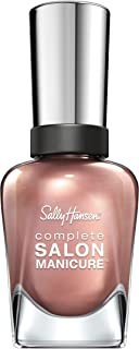 Sally Hansen Complete Salon Manicure™ - World Is My Oyster, A Pearly, Rosy-Taupe Nail Polish