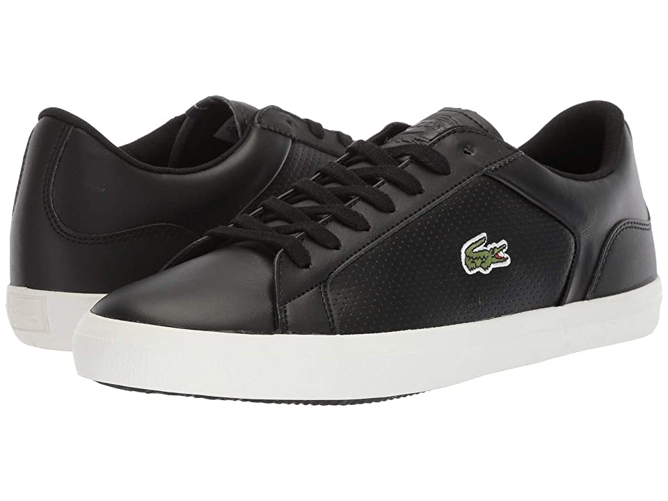 Lacoste Lerond 418 1 (Black/Black) Men