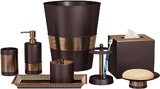 nu steel Selma ORB 8-Piece Bath Accessories Set
