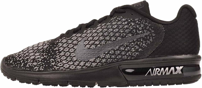 Nike WMNS Air Max Sequent 2, Chaussures de Running Femme, UK ...