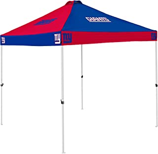 NFL New York Giants Checkerboard Tent Checkerboard Tent, Navy, One Size
