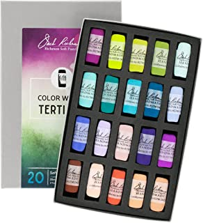 Jack Richeson 422949 Color Wheel : Tertiary (20 Piece Set)