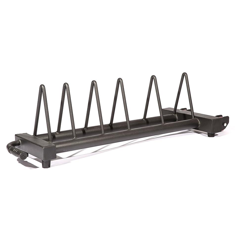 動脈誰でも賄賂Reebok(リーボック) ファンクショナル ホリゾンタルプレートストレージ Horizontal Plate Storage プレート収納 ラック 移動可 RSWT-20200