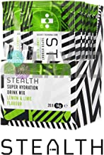 Stealth Super Hydration Sachets 20 Pack Lemon Lime Estimated Price : £ 17,31