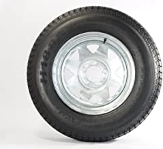 galvanized boat trailer wheels and tires
