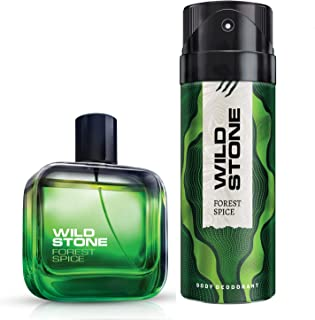 Wild Stone Forest Spice Combo Deo and EDP 50 ml