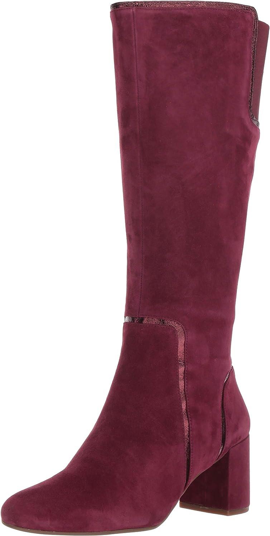 Taryn pink Womens Charlee Knee High Boot