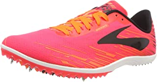 Brooks Women's Mach 18 Pink/Orange/Black 10.5 B