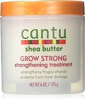 Cantu Shea smör växer stark förstärkningsbehandling 177 ml (177 ml)