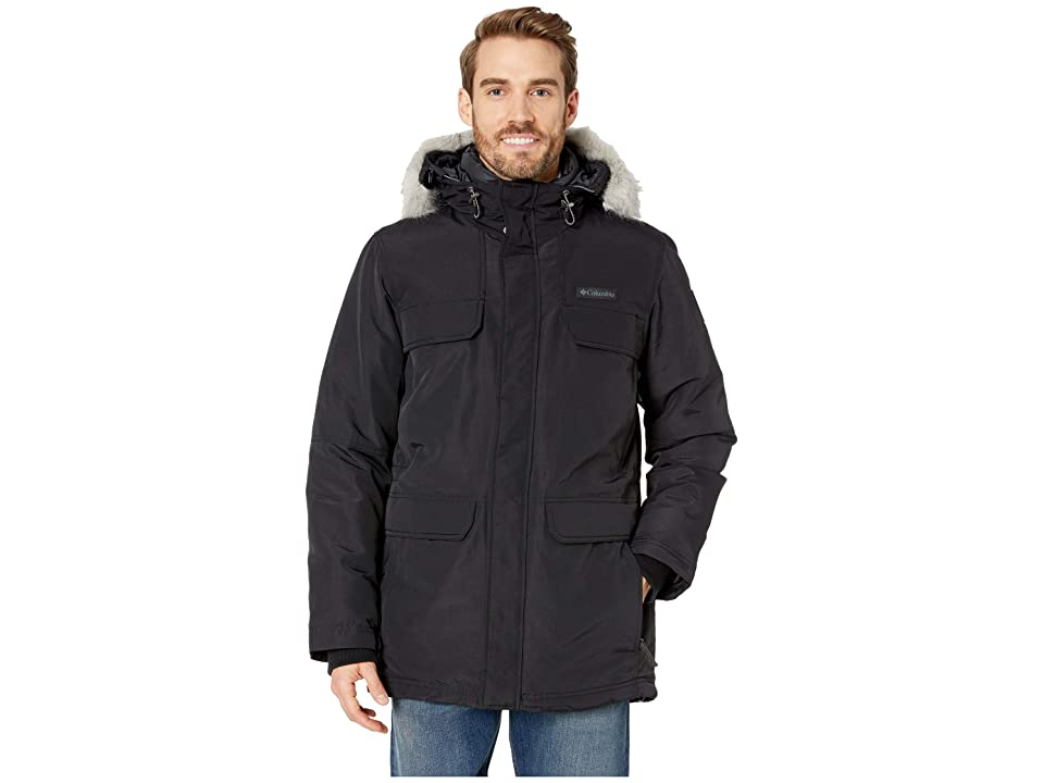 Columbia Trilliumtm Parka (Black) Men