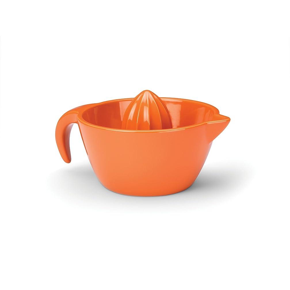 伝統チューインガム親指Rachael Ray Stoneware Juicer, Orange by Rachael Ray