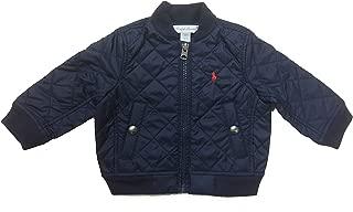 Baby Boy Baseball Jacket 6 M Navy