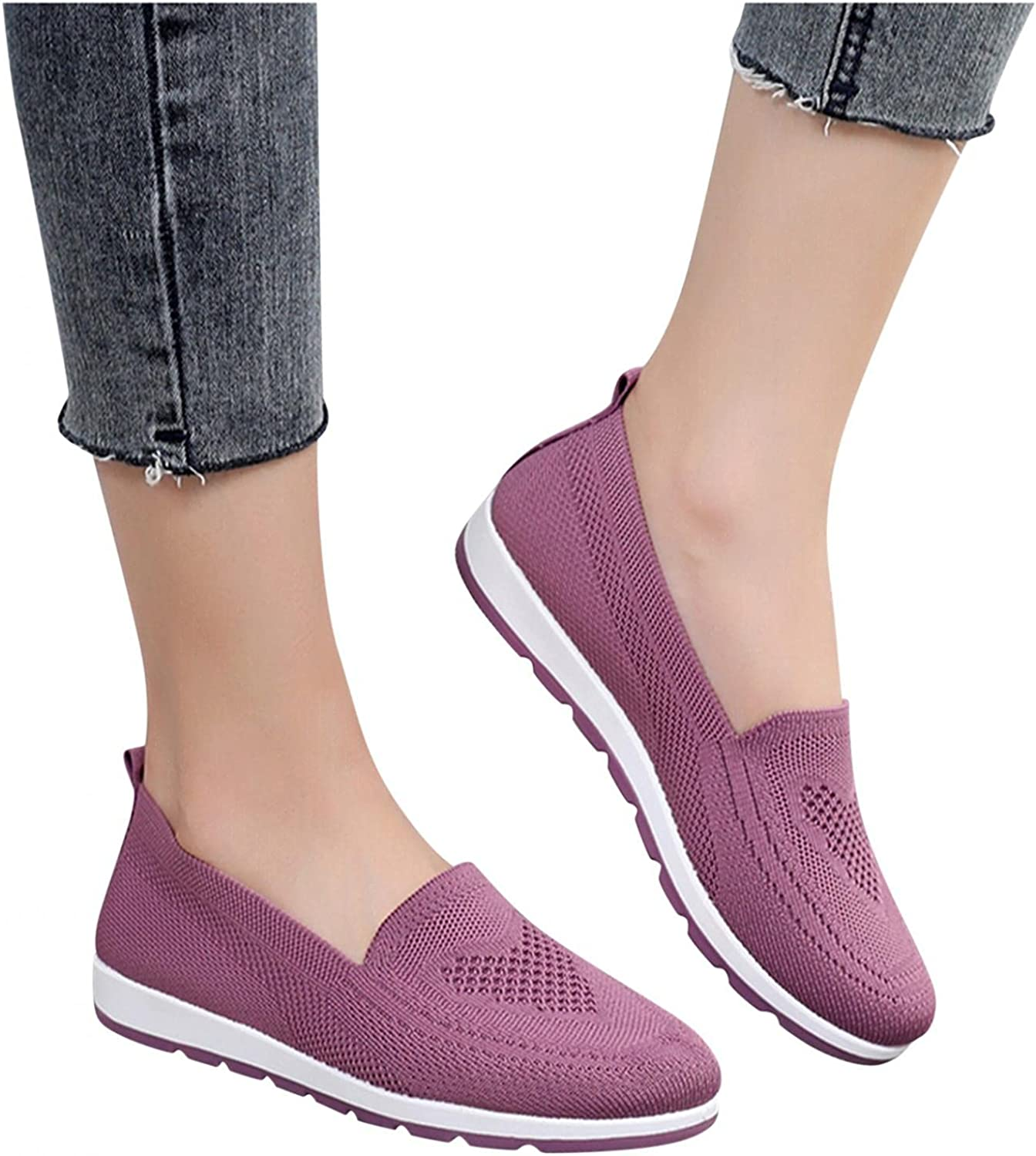 siilsaa Womens Casual Kansas City Mall Very popular Walking Shoes Sneakers Canvas Lightweight
