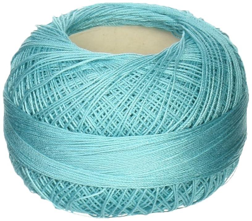 Handy Hands Lizbeth Size 80 HH80664 Cotton Thread, Ocean Teal Medium