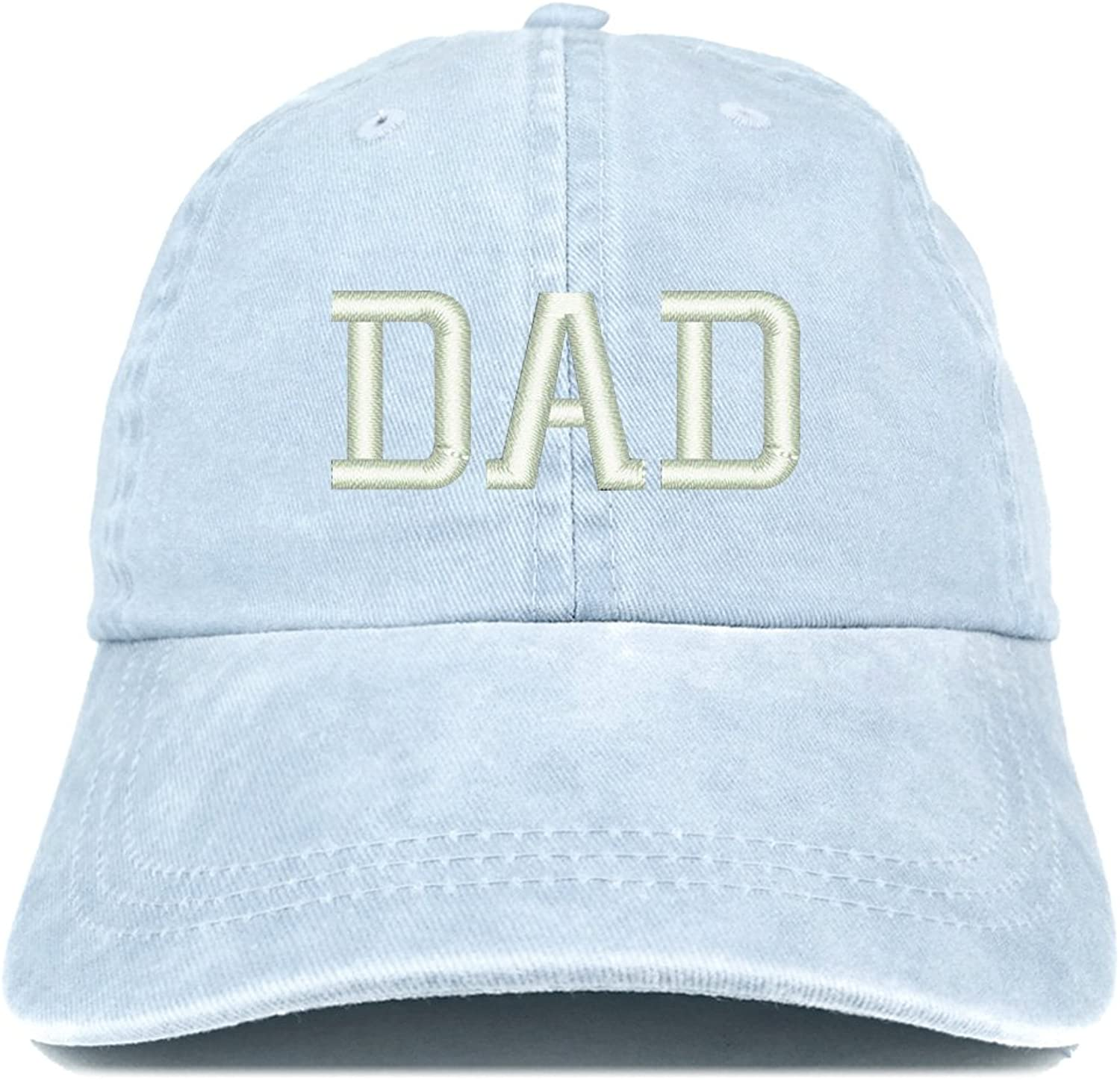 afd78923 Trendy Apparel Apparel Apparel Shop Dad Embroidered Pigment Dyed Low  Profile Cotton Cap 64470b