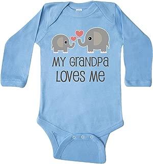 grandpa loves me onesie