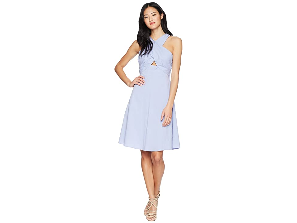 ASTR the Label Marin Dress (Cotton Blue) Women