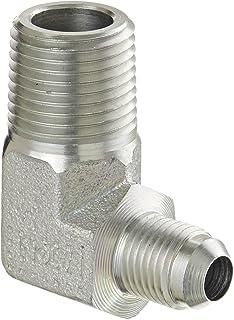 Eaton Weatherhead 40X4 Brass CA360 SAE 45 Degree Flare Cap Eaton Products 1//4 Tube OD Pack of 5 1//4 Tube OD Pack of 5