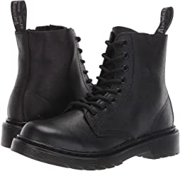 1460 Pascal Mono Boot (Little Kid/Big Kid)