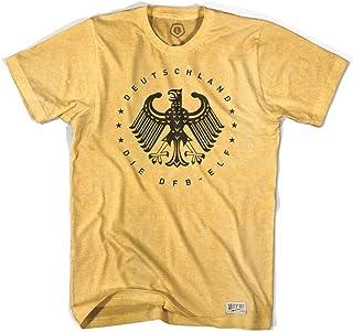 Germany Deutschland Vintage Eagle Soccer T-Shirt