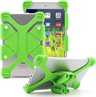 EAGWELL Universal 7 inch Tablet Case Kids Shockproof Silicone Stand Case Cover for RCA Voyager II PRO 7