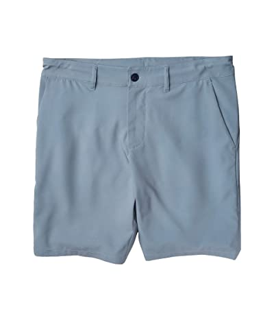 The Normal Brand Hybrid Shorts (Mineral Blue) Men