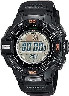 Men's ProTrek Tough Solar Triple Sensor Watch