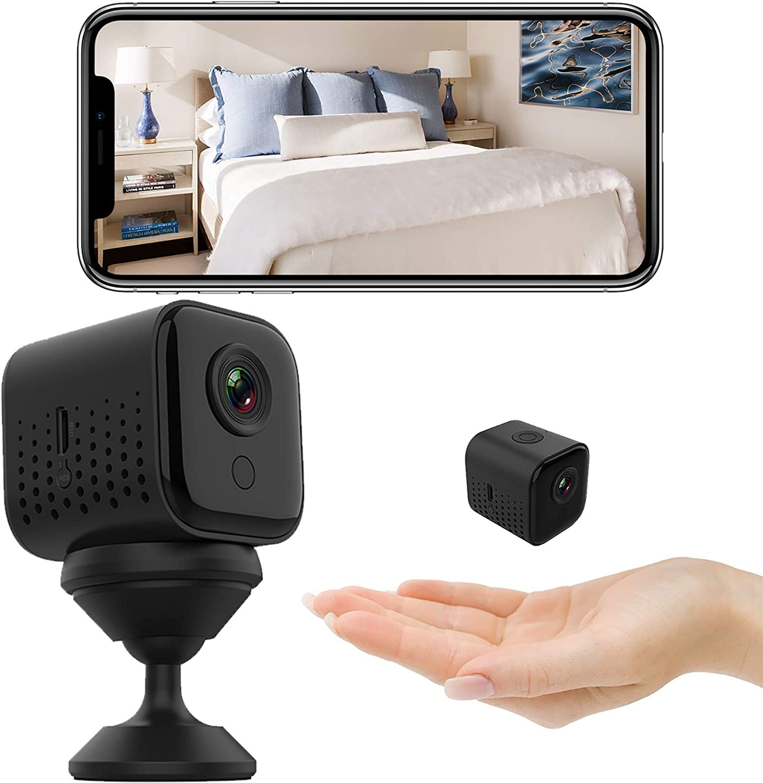 Binow Max 74% OFF Mini WiFi Camera Small trend rank Home Nann Security Wireless