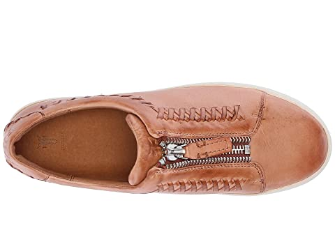 Lena Dusty Up Frye UpGrey Antique Pull Zip Antique Rose Pull Whip Low AdqqwIa