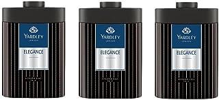 Yardley London Elegence Talc - 250gm (Pack of 3)