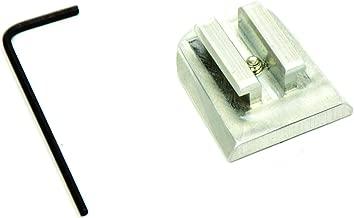 Brandmotion 5000-SPRNTAB Sprinter/Smart Car Windshield Mirror Mount Adapter Bracket