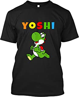 Super-Smash-bros-Ultimate-Yoshi-t-Shirt-Men-Women-Kids-Game