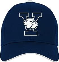 قبعة فريق الأولاد مطبوع عليها شعار فريق سايكلونز الرياضي لجامعة ولاية أيوا من إن سي أي أي، مناسبة للأطفال من سن 4 إلى 7 سنوات، بتصميم أساسي