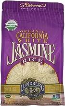 Lundberg Family Farms, California White Jasmine Rice, 32 Ounce (Pack of 1)