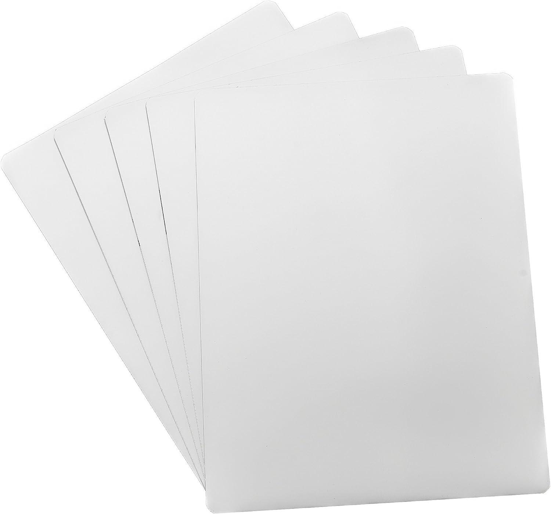 30 Same day shipping mil Dry Erase White Magnet Sheet 9