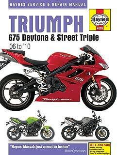 Haynes Manuals 4876 MANUAL TRIUMPH 06-10