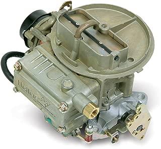 Holley 0-80402-1 500 CFM Marine Two Barrel Electric Choke Carburetor