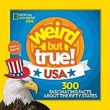 Weird But True! USA