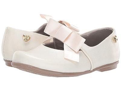 Kid Express Danae (Toddler) (Ivory Combo) Girls Shoes