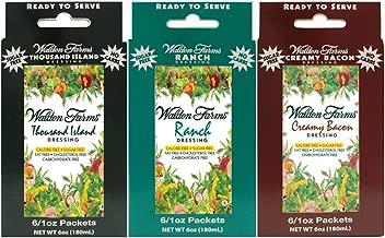 Best walden farms salad dressing packets Reviews