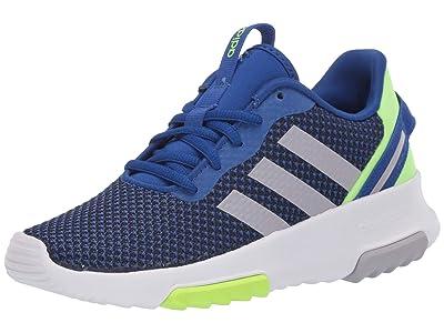 adidas Kids Racer TR 2.0 (Little Kid/Big Kid) (Team Royal Blue/Glory Grey/Legend Ink) Boys Shoes