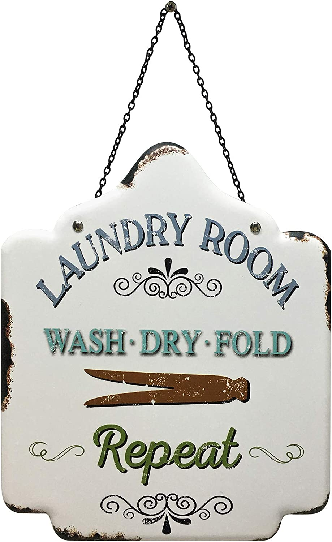 Pridecreation Laundry Signs Wall Decor