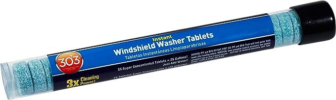 Best Windshield Washer Fluid in Tablets