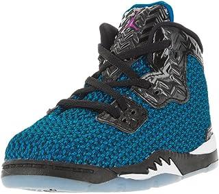 [807545-029] AIR Jordan Spike Forty BT Toddlers Sneakers Black/FR Pink