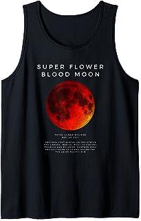 Blood Moon 2021 | Éclipse lunaire totale Débardeur