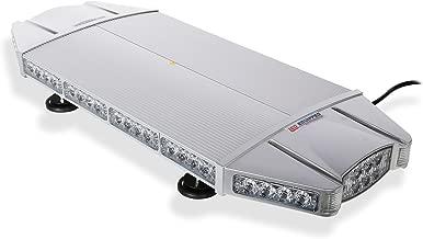 Falcon Flight Emergency 3 watt Low Profile Magnetic Roof Mount Mini LED Light Bar 27 in (Amber)