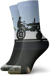 OUYouDeFangA, OUYouDeFangA - Calcetines cortos para yoga, senderismo, ciclismo, correr, fútbol