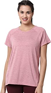 Enamor E063 Relaxed Fit Basic Active Tee for Women
