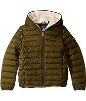 Quilted Hood Jacket (Little Kid/Big Kid)
